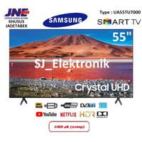 LED TV Samsung 55 Inch UA55TU7000 - 55TU7000 Crystal UHD 4K SmartTV