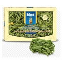 De Cecco Tagliatelle No 107 All'uovo Con Spinaci Mie Pasta Bayam 250gr