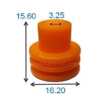 Seal Connector Waterproof Rubber Karet Konektor Kabel besar