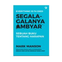 Buku Segala-galanya Ambyar Oleh Mark Manson