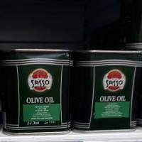 sasso olive oil classico 175ml