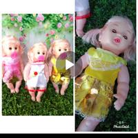 BONEKA Susan bayi Bisa nangis Mainan anak perempuan