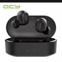 QCY T2C QS2 Binaural Mini Bluetooth 5.0 Earphone/ headset TWS BARU