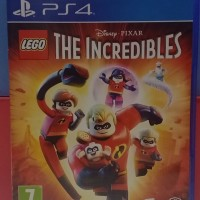 DVD Kaset PS4 Lego The Incredibles