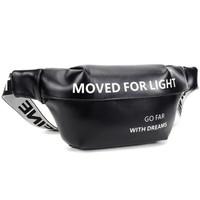 Tas Selempang Pria MFL MOVED FOR LIGHT Waterproof Waist Bags Import
