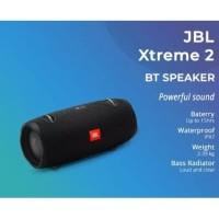 JBL Xtreme 2 Waterproof Portable Bluetooth Speaker ( JBL RESMI )