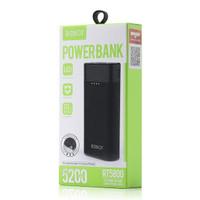 Powerbank ROBOT RT5800 5200mAh ORIGINAL - Garansi Resmi 1 Tahun