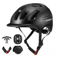 Helm Sepeda Lixada Urban City helm sepeda seli mtb nor gub rockbros