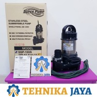 """Pompa Air Celup MITSUBISHI SSP 155S Water Pump Submersible 2"""" (50mm)"""
