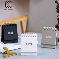 ()Tenth New Year 2020 Desk Calendar Monthly Weekly Daily Planner