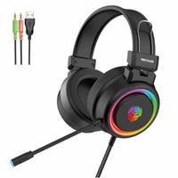 Headset Gaming Rexus F30 Vonix RGB