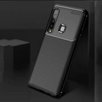 softcase delkin autofocus carbon case redmi 9 tpu leather