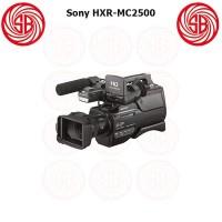 Camcorder Sony Professional MC 2500 ; HXR-MC2500 ; Kamera Video MC2500