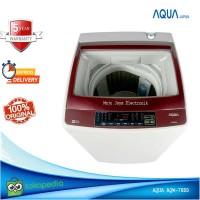 Mesin cuci 1 Tabung Aqua Sanyo 78DD 7.5KG Hijab Series Full Otomatis