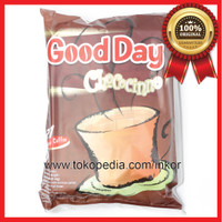 GOOD DAY CHOCOCINNO 3IN1 INSTANT COFFEE KOPI BAG 50X20GR