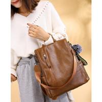 tas ransel wanita Backpack punggung import Sekolah Kuliah Kerja 111