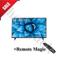 LG 50UN7300 50 inch UHD 4K LED Smart TV ThinQ 50UN7300PTC remote magic