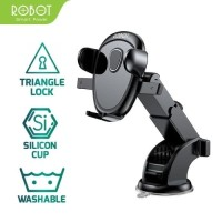 Robot Car Holder RT-CH11S Suction Cup & Spring Lock Washable original