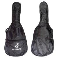 Tas Softcase Gitar Klasik Akustik BRANDOS Ransel Guitar Gigbag SCA-80