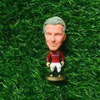Action Figure Beckham Manchester United