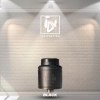 RDA Vapor Vape - Druga 2 RDA 24mm By Augvape Authentic Black