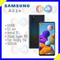 Samsung Galaxy A21s - 6GB/64GB - Garansi Resmi