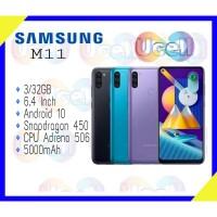 Samsung Galaxy M11 - 3GB / 32GB - Garansi Resmi