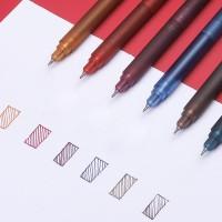 Shands Retro Color Gel Ink Pen / Pulpen Gel / Pulpen Warna Warni