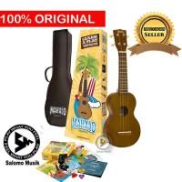 Ukulele Soprano Mahalo MK1 Brown W/Essential + Softcase
