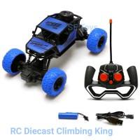 RC mobil Climbing King Cars DieCast /mainan anak remot control