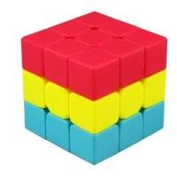 Rubik 3x3 Moyu Teaching Series Sandwich 3x3 Stickerless Original