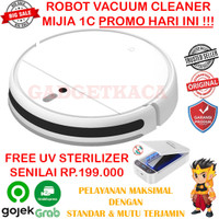 Smart Robot Vacuum Cleaner Xiaomi Mijia 1C Sweeping Mopping 2in1 - FREE STERLIZER