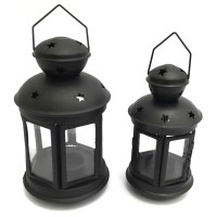 [X-VB64L] Lentera Mini Dekor / Lentera BintangLentera/Tempat Lilin Mot