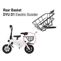 Keranjang Basket Belanja for DYU D1 Electric Scooter Sepeda Listrik