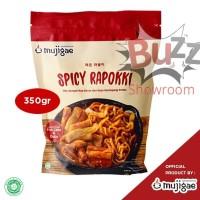 Mujigae Spicy Rapokki Ramen Topokki