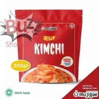 Mujigae Kimchi Halal MUI 100% 200 GR