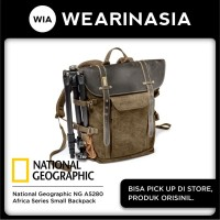 National Geographic Africa Camera Backpack Small Original