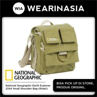 National Geographic Earth Explorer Camera Small Shoulder Bag
