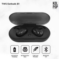 Koolpop TWS True Wireless Earphone Airpods High Quality Earbuds B1
