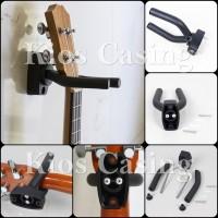 Bracket Gantungan Dinding Gitar Bass Gantung Tembok Guitar Mount Hook