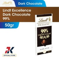 Lindt Excellence Dark Chocolate 99%