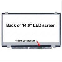 LCD LED 14.0 Slim 30 pin Laptop Asus A456 A456U A456UF A456UR A456UQ