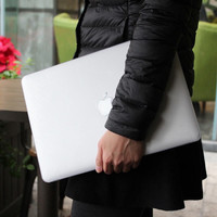 Casing Shell Cover Hardcase Macbook Pro 13 inch A1278 with CD Rom