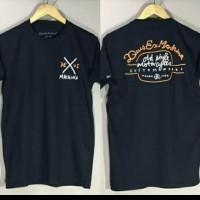 tshirt Baju Kaos Deus Ex Machina Old Style Motorcycle - High Quality