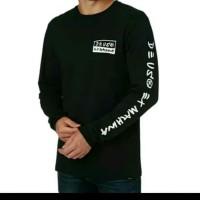 Tshirt Baju Kaos Lengan panjang Deus - High Quality