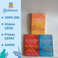 Conversations With God by Neale Donald Walsch - AMAS PAKET