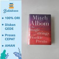 The Magic Strings of Frankie Presto by Mitch Albom HARPER - AMAS