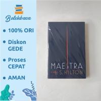 Maestra by L.S. Hilton - AMAS