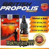 British propolis 100% garansi asli..Britis propolis