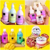 SCARLETT WHITENING Body Lotion / Shower Scrub / Body Scrub / Facial Wa